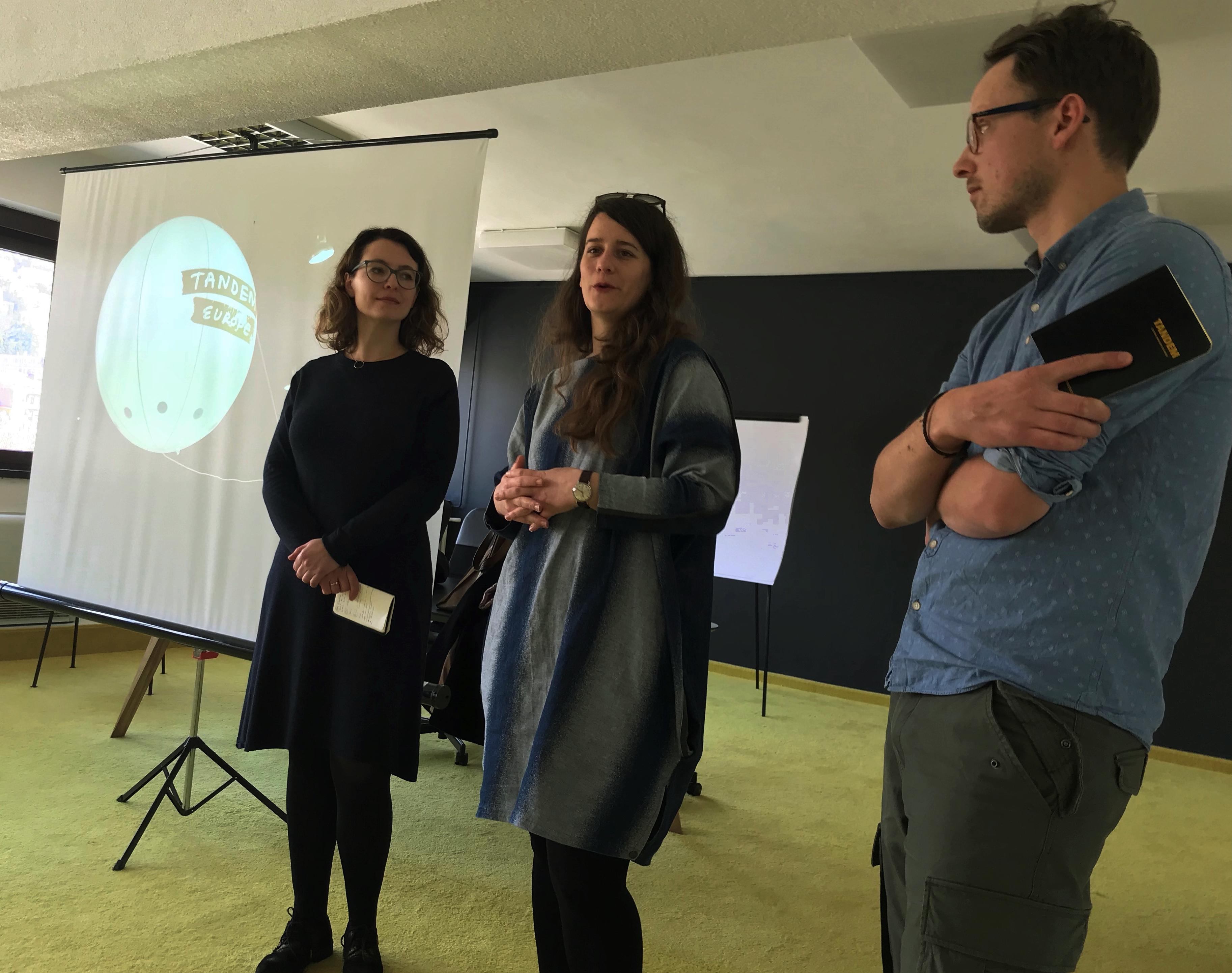 Classroom presents the Tandem international programme!