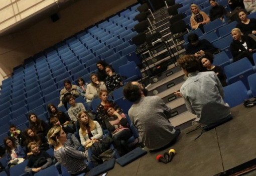 """Rasprava uz """"Vodu"""": predstava za djecu i mlade ne mora uvijek davati neku lekciju"""