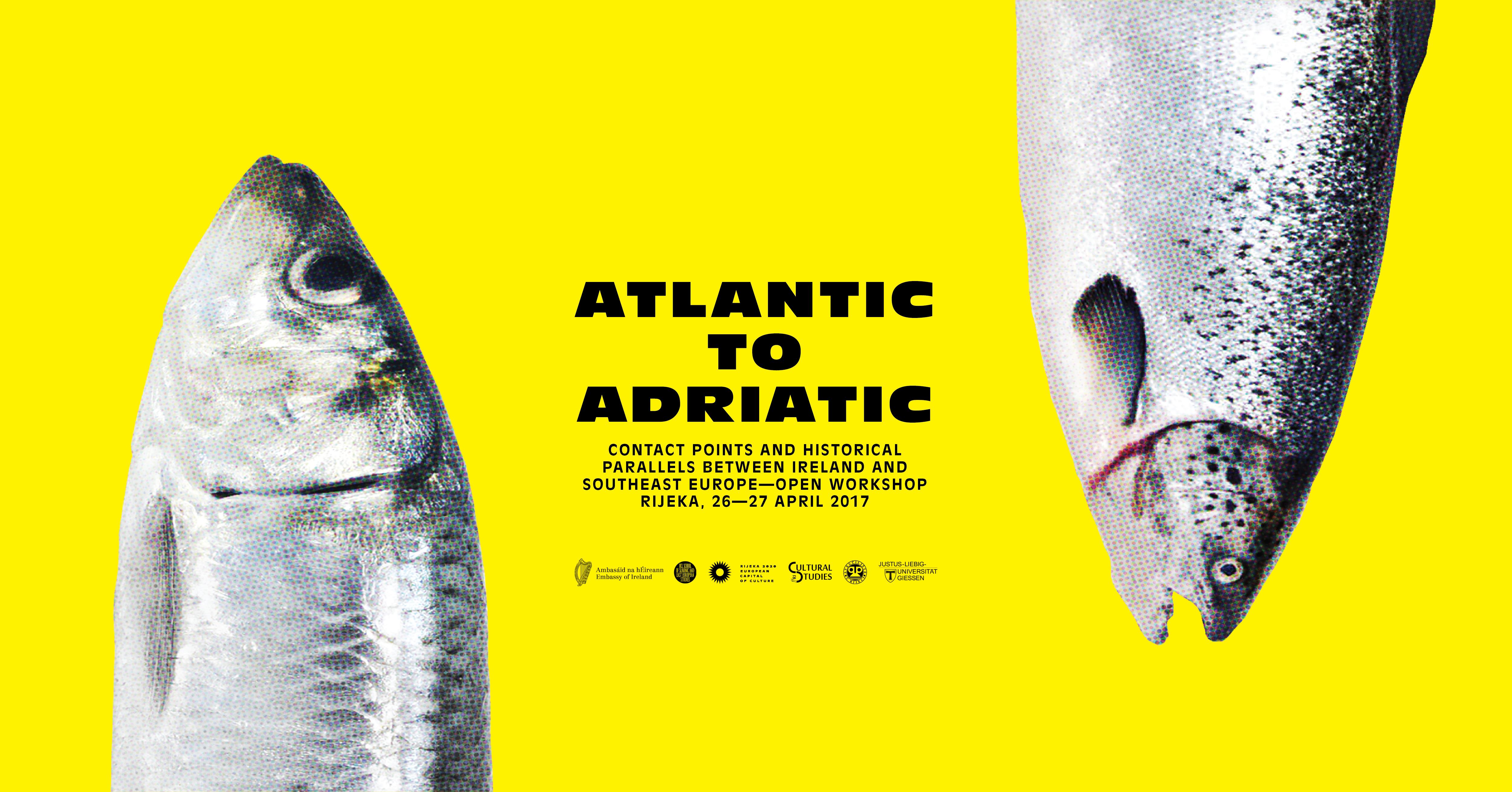 Veze i paralele Irske i JI Europe: Pozivamo vas na međunarodni znanstveni skup 'Atlantic to Adriatic'