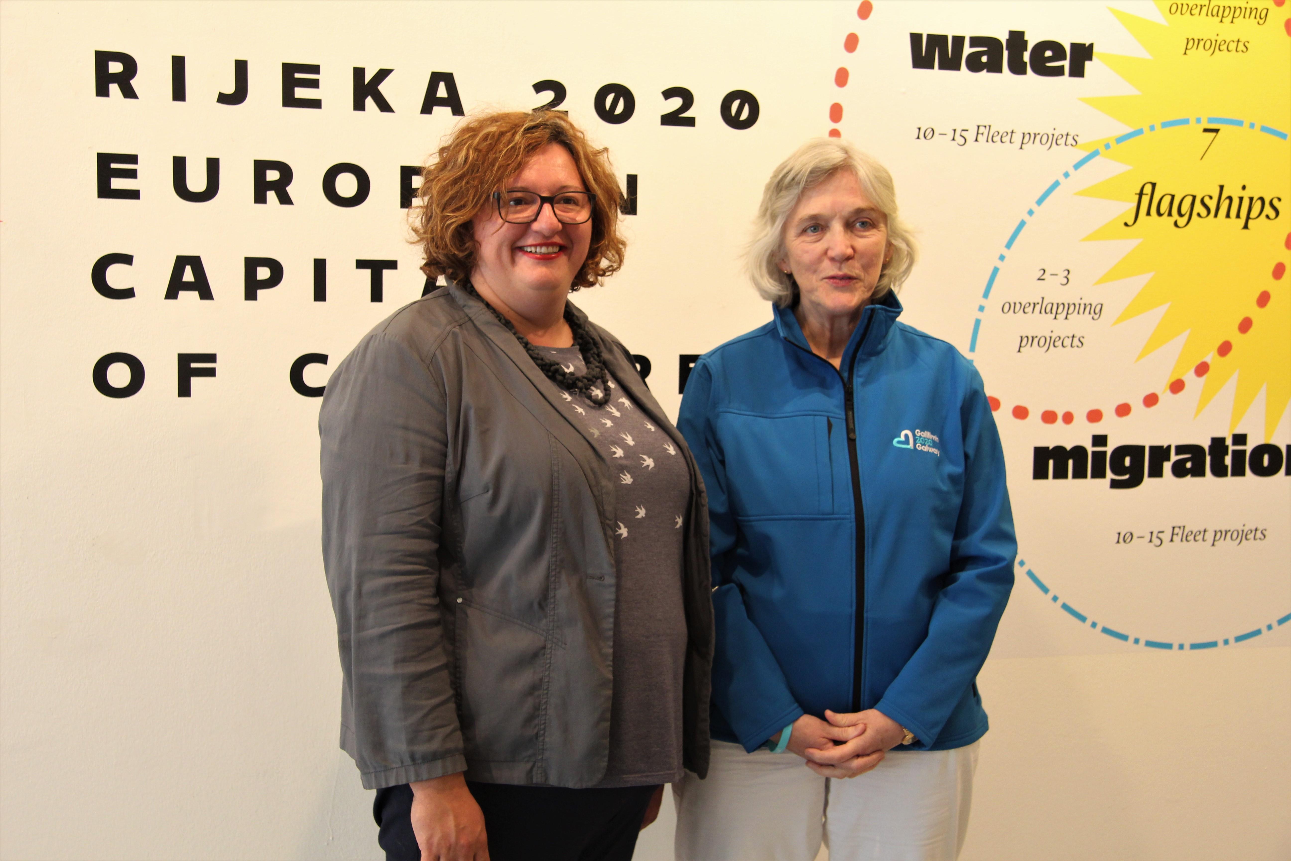 Rijeku posjetila delegacija Galwaya 2020 – Europske prijestolnice kulture: Rijeka i Galway na putu prema 2020 – zajedno!