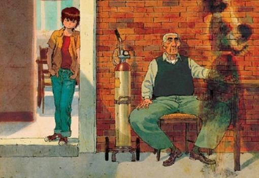 """""""Makaroni!"""" i """"Čovjek-planina"""": stripovi, djedovi i unuci"""