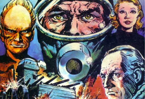 Retronaut: Slovo E