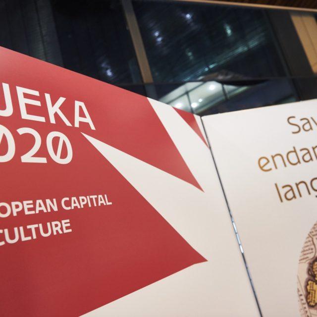 Riječki tim projekta EPK otputovao na sastanak s panelom Europske komisije
