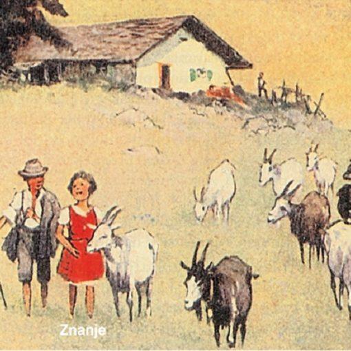 Heidi,klasik zbog kojeg vam je žao što istog trenutka niste u Alpama