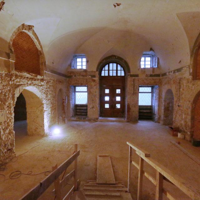 Predstavnici Ministarstva kulture u obilasku infrastrukturnih objekata projekta  Rijeka 2020 – Europska prijestolnica kulture