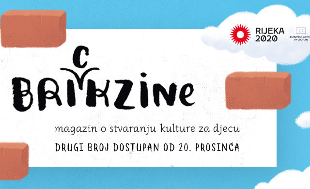 Ovaj četvrtak u RiHubu predstavljamo zimsko izdanje Brickzinea!