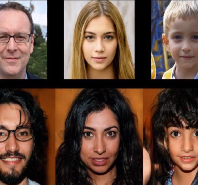 Budućnost pripada umjetnoj inteligenciji: ljudi na ovim fotografijama – ne postoje!