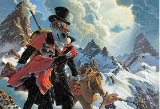 """Strip """"Djeca kapetana Granta"""": Verneov svijet nacrtan kakvim smo ga maštali"""