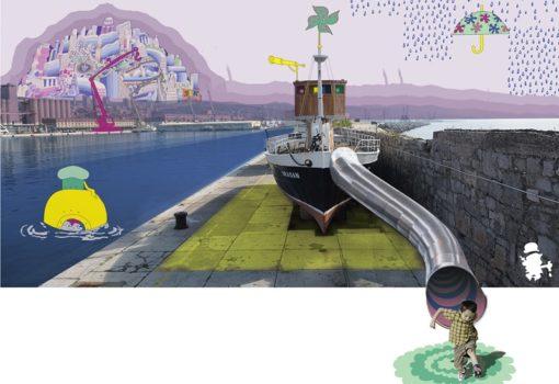 Arhitekti raspiruju maštu: Šareni pogled na Rijeku i kroz Baltazarove naočale