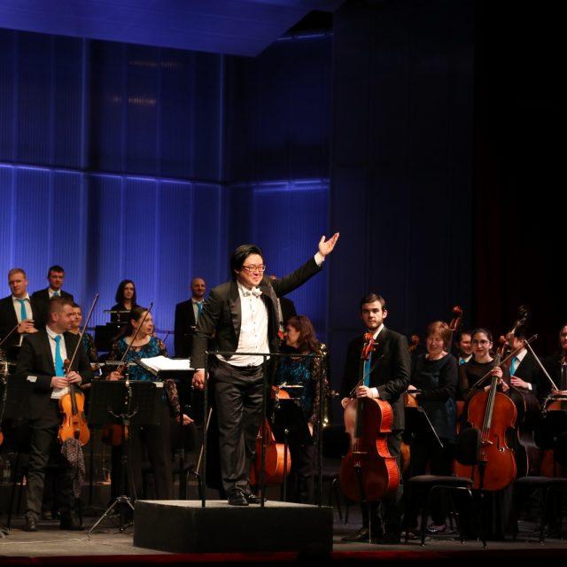 [HNK Ivana pl. Zajca ] Espen, Strauss, Mendelssohn – praizvedba djela pisanog za riječki orkestar