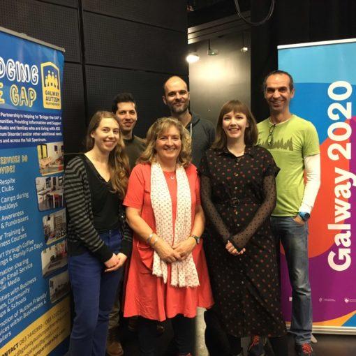 Rijeka se priprema za senzorno kazalište: riječki glumci-lutkari na edukaciji u Galwayu