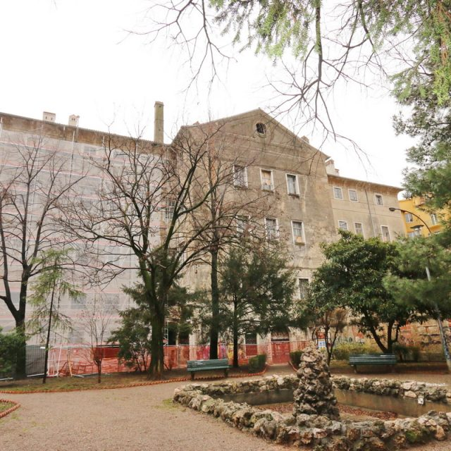 Refurbishment of the Sugar Refinery Palace into the City Museum of Rijeka are proceeding as planned
