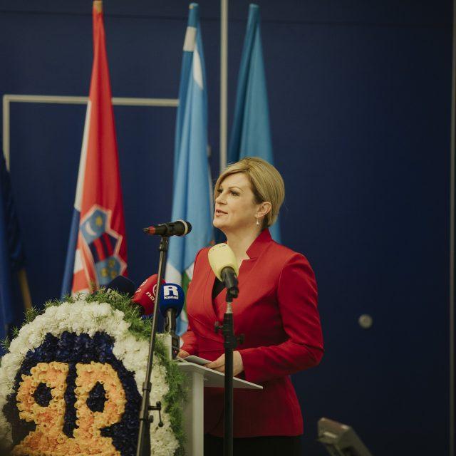 """Predsjednica RH Kolinda Grabar – Kitarović otvorila međunarodnu konferenciju """"Brendiranje kulture"""""""