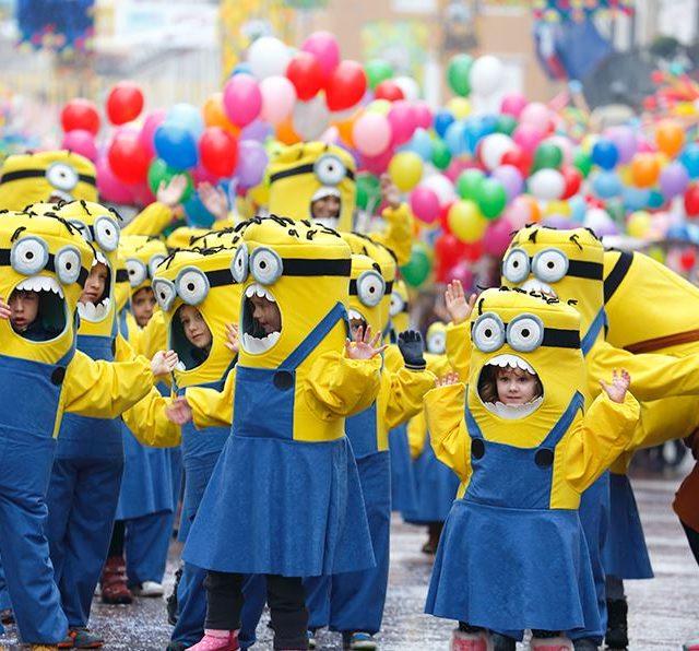 [Riječki karneval] Maškarice ovu subotu okupiraju Korzo
