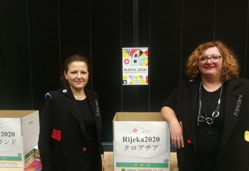 Rijeka and ECoC representatives as guests in Japan at the invitation of the EU – Japan Fest Foundation