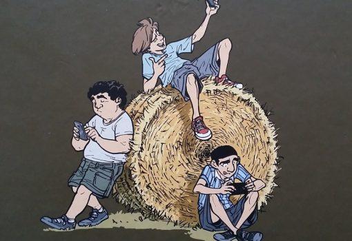"""Stare prdonje"", zombiji i praćka za kokoške jer Angry Birds, jel…"