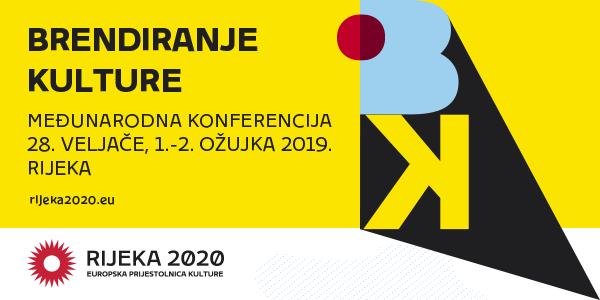 "Objavljen program međunarodne konferencije ""Brendiranje kulture"""