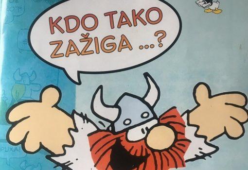 Vijest s mirisom retra: Kultni Politikin zabavnik počeo ponovno izlaziti u Sloveniji