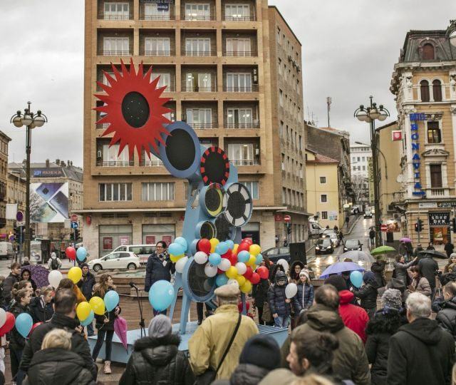 Counting down 365 days to the moment when Rijeka will receive the title of European Capital of Culture 2020