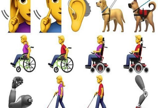 Odobreni novi emotikoni za prikaz raznih invaliditeta – jesu li 'pogođeni'?