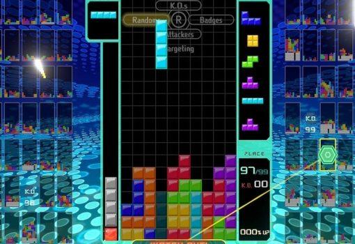 Tetris 99: Oko za oko, zub za zub, tetromino za tetromino