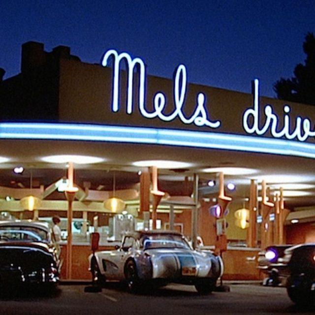[Art-kino] Auto kino na parkiralištu Beretich: Američki grafiti Georgea Lucasa