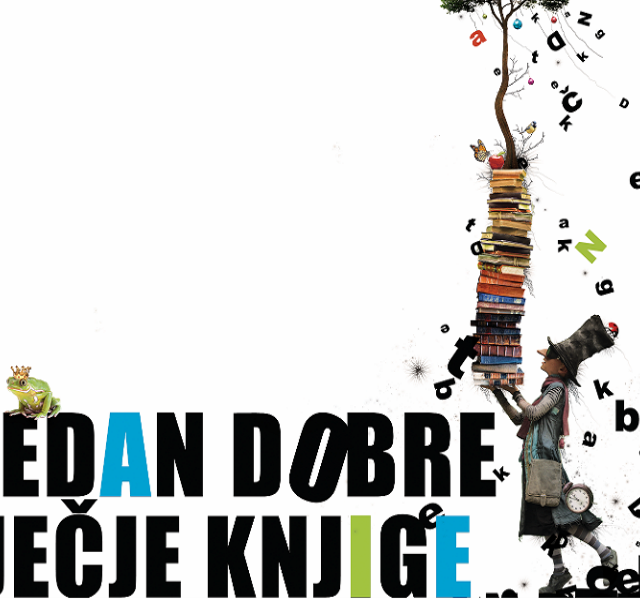 Tjedan dobre dječje knjige 2019. u Gradskoj knjižnici Rijeka: kreativnost, čitanje i osmjeh na licu