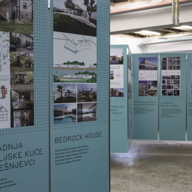 "The Croatian Architects' Association exhibition opens and Ana Boljar and Ida Križaj Leko win the 2018 ""Bernardo Bernardi"" Award for RiHub"