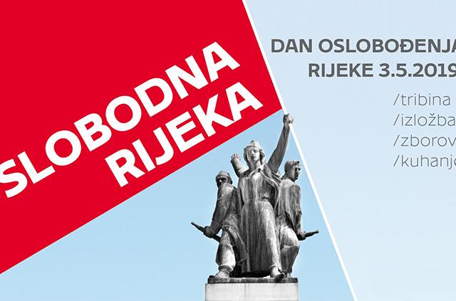 Slobodna Rijeka: tribina / izložba / zborovi / kuhanje