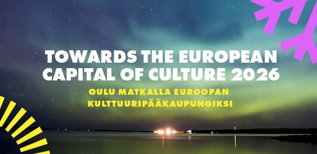 Oulu calling: Let's make Europe's best application!