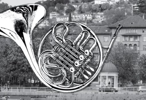 Promenadni koncert na Titovom mostu