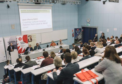 """Otvorena konferencija """"Međunarodni kulturni odnosi Europske unije – Europa, svijet, Hrvatska"""""""