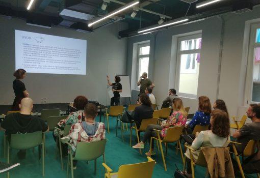 """Kroz """"Učionicu"""" Rijeke 2020 – Europske prijestolnice kulture do sada educirano više od tisuću ljudi – završen program """"Produkcije u kulturi"""""""