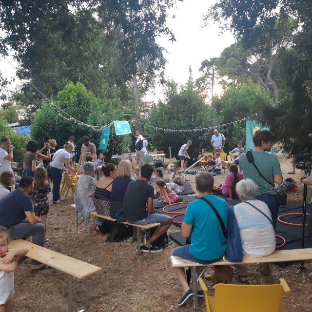 Održan koncert tradicionalnih i 'uradi sam' instrumenata u parku Nikole Hosta
