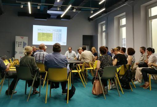 Udruga Poslovni klub PartneRi financirat će šest projekata