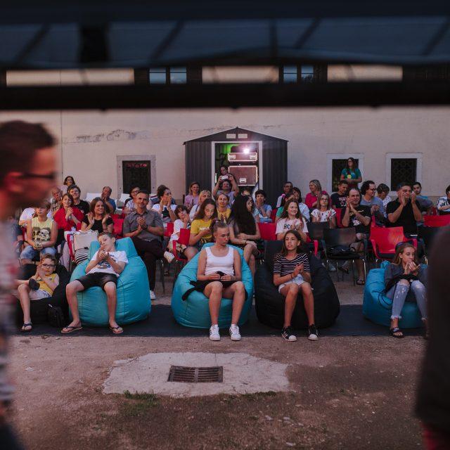 """Filmska reportaža Doma mladih """"Riječka voda"""" prikazana u Art-kinu"""