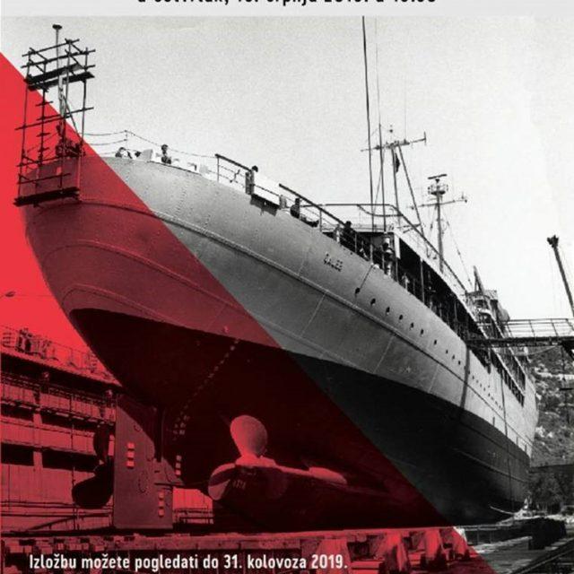 """[MGR] Izložba """"Četvrti život broda Galeb"""""""