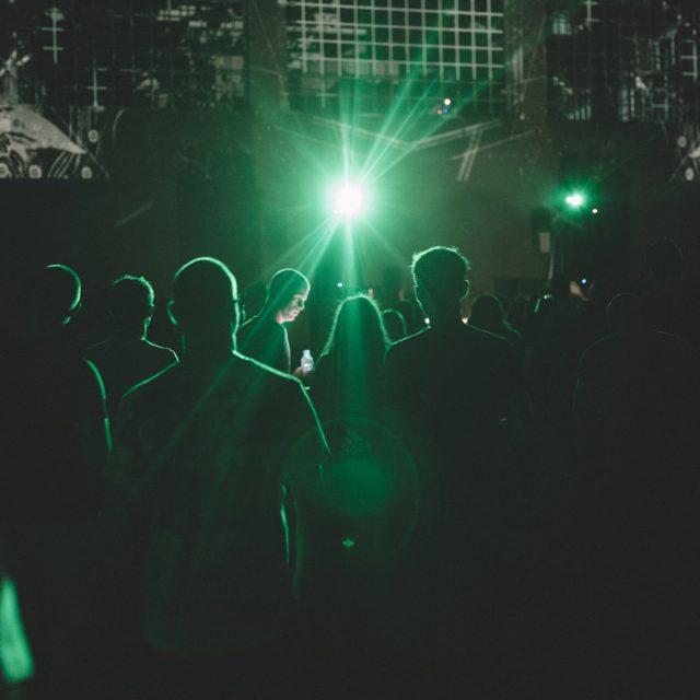 Berlin clubbing sounds echoed through Rijeka's legendary Hartera
