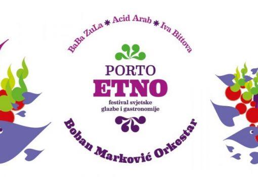 Zbog najave lošeg vremena gastro program Porto Etno festivala održat će se u subotu