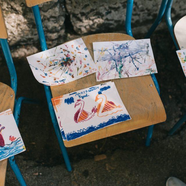 """Izložba radova nastalih na Porto Etno """"Dječjoj slikarskoj radionici"""""""