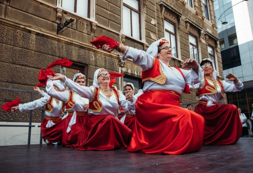 More than 3.000 citizens visit Porto Etno Festival