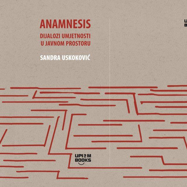 Sandra Uskoković presents her book Anamnesis