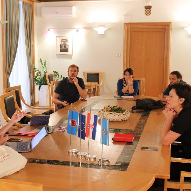 Hay Festival representatives visit Rijeka