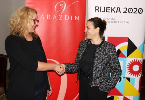 Ostvarena suradnja razmjene edukativnog programa između Rijeke 2020 i Grada Varaždina
