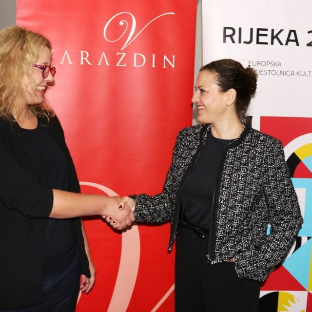 Rijeka 2020 and the City of Varaždin collaborate in an exchange of education programme