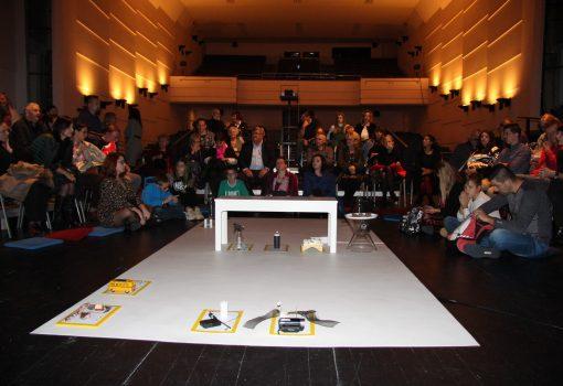 Predstavom o migrantskoj krizi otvorena Revija lutkarskih kazališta