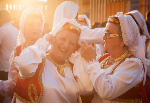Besplatni folklorni program u HKD-u za finale Porto Etno festivala