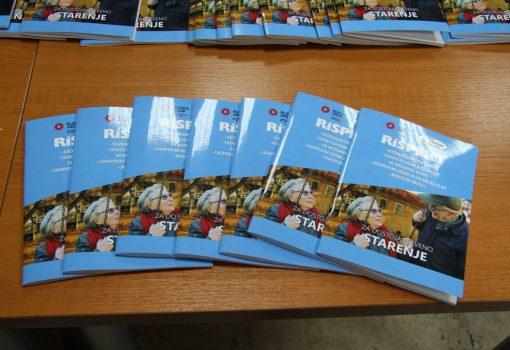 Predstavljeno tiskano izdanje brošure projekta Rispekt