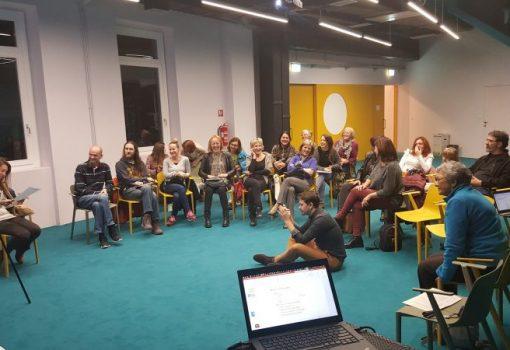 Uključivanje građana u društvene projekte – radionica za aktivno građanstvo