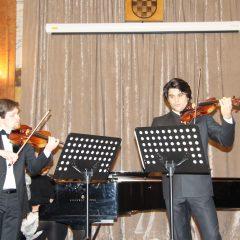 Održan koncert na Kresnikovim violinama